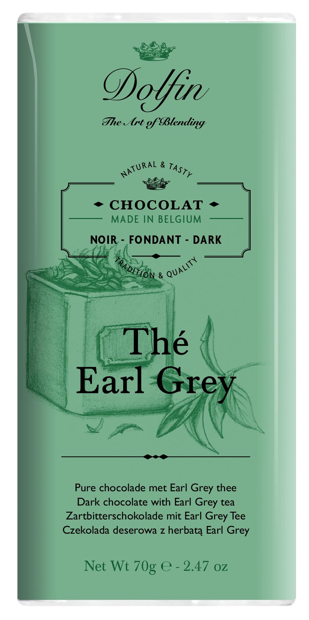 70 g juodas su Earl grey